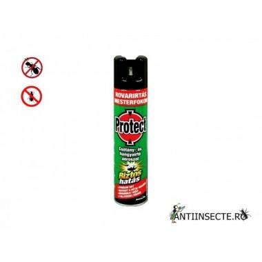 Spray anti gandaci, anti furnici - Protect