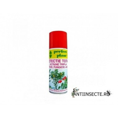 Spray cu protectie totala - Perfect Plant 600 ml