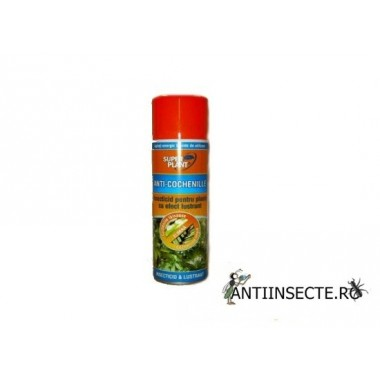 Spray cu efect lustrant - Super Plant 500 ml