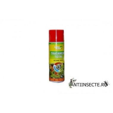 Spray cu tratament total - Super Plant 250 ml