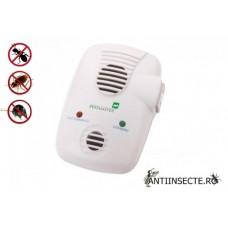 Aparat impotriva insectelor taratoare si rozatoarelor - Pestmaster EMG 3in1
