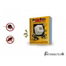 Aparat cu ultrasunete anti gandaci, soareci - PR 220.5
