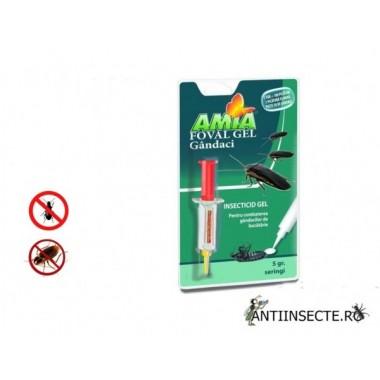 Gel insecticid anti gandaci - Foval Gel