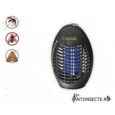 Aparat cu ultraviolete anti insecte - Isotronic Insekt Killer