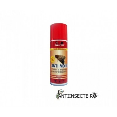 SuperKill Spray anti-molii