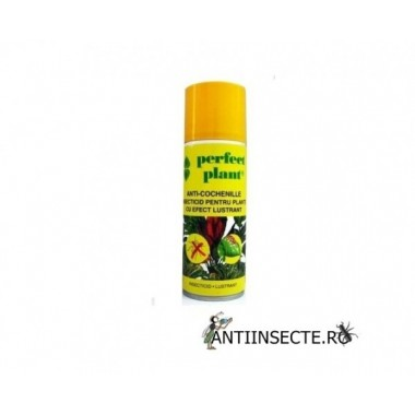 PP Spray insecticid cu efect lustrant - 200 ml