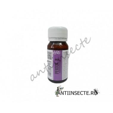 Insecticid universal impotriva unui spectru larg de daunatori - Pertox 8 50ml