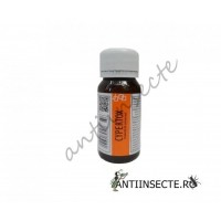Solutie impotriva insectelor taratoare si zburatoare - Cypertox 50ml