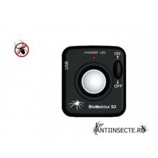 Dispozitiv portabil impotriva paianjenilor - Biometrixx S3