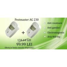 Oferta Aparat cu unde electromagnetice anti insecte - Pestmaster AG230